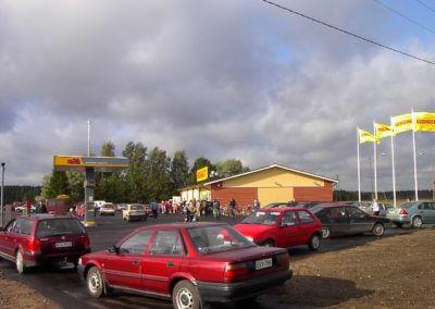 Ruokavarasto, Kyrö