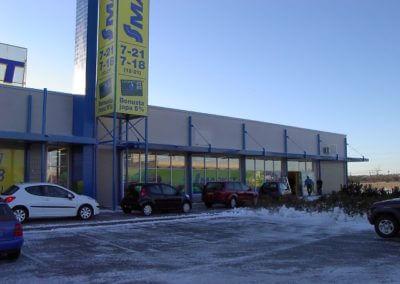 Todellinen automarket