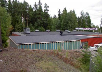 Metro-tukku, Lohja