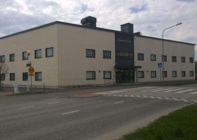 Sosiaali- ja terveyshuollon toimitalo Sarastus