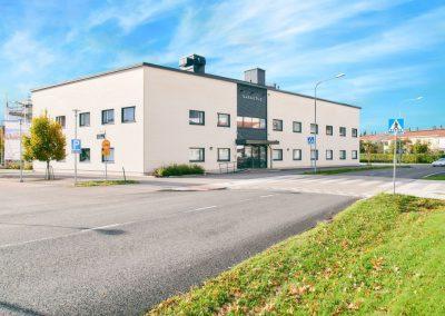 Sosiaali- ja terveydenhuollon toimitalo Sarastus